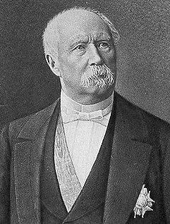 Patrice de MacMahon Third President of the French Republic (1808-1893)