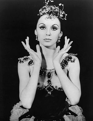 Patricia McBride - McBride in Balanchine's Jewels, 1967