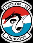 Patrol Squadron 56 (US Navy) insignia 1968.png