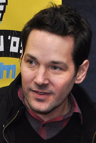Paul Rudd - Rudd at the premiere of I Love You, Man in March 2009