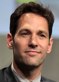 Paul Rudd American actor