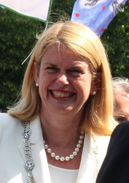 Pauline Krikke in 2011
