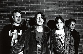 Pavement (band) - Image: Pavement, the band, in Tokyo