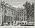 Pavillon de la Paix, contre la galerie Beaujolais, 1815.jpg