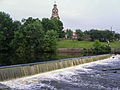 Pawtucket (Rhode Island, USA), Slater Mill at Blackstone River -- 2006 -- 3.jpg