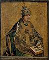 Pedro Berruguete - Saint Gregory the Pope - Google Art Project.jpg