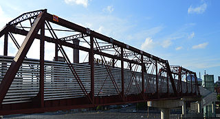 Pencoyd Railroad Bridge bridge in United States of America
