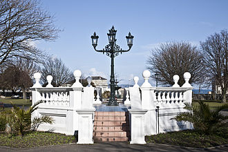 People's Park, Dún Laoghaire - Image: People's Park in Dún Laoghaire