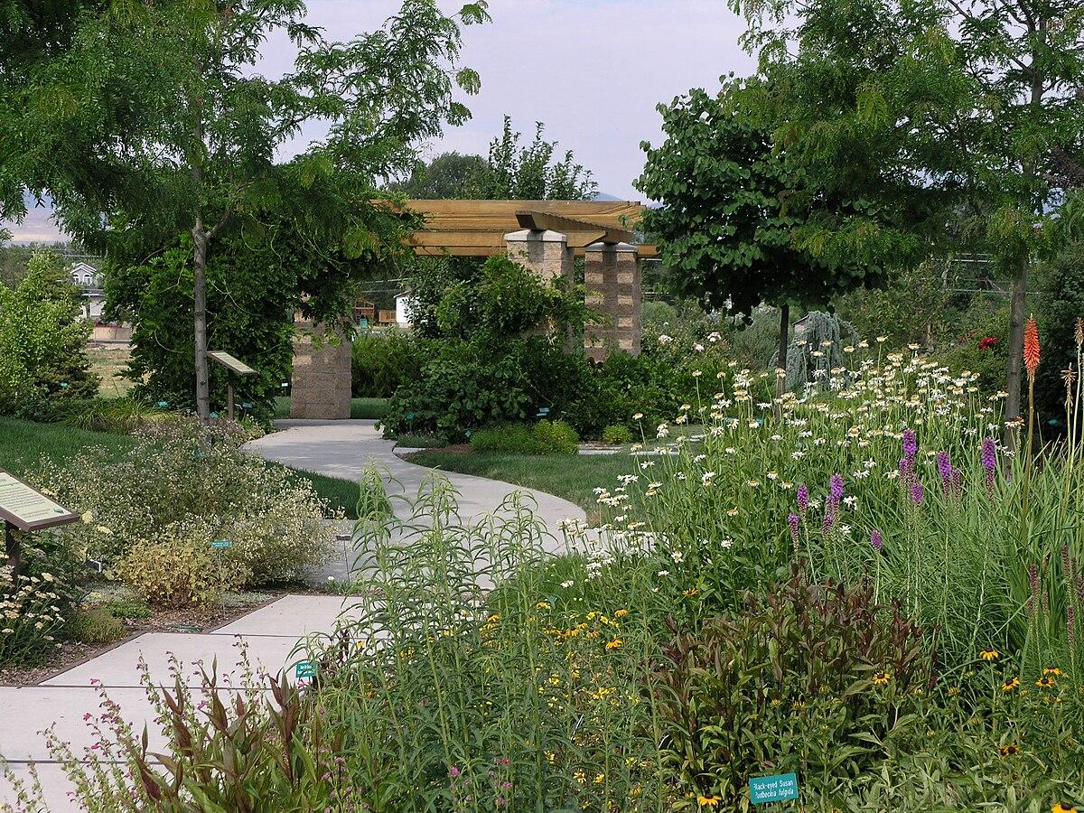 conservation garden park wikipedia - Water Conservation Garden