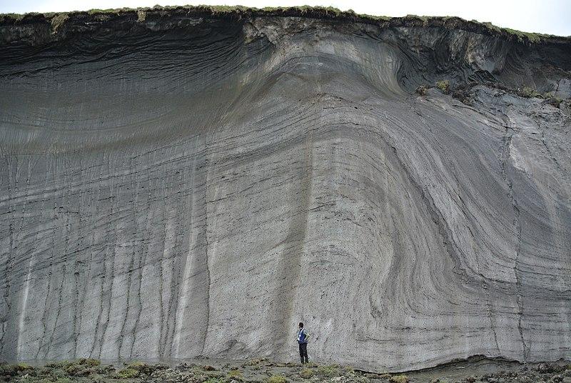 File:Permafrost in Herschel Island 017.jpg