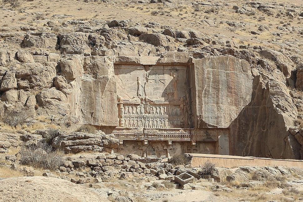 Persepolis - Tomb of Artaxerxes II