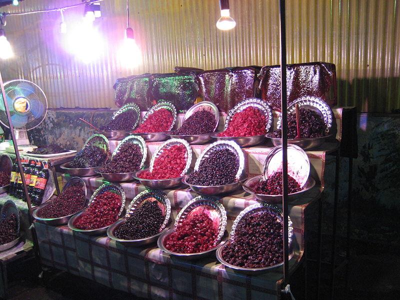 File:Persian sour snacks, Farahzad neighbourhood, Tehran IMG 0351.JPG
