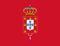 Personal Flag - Peter V of Portugal.png