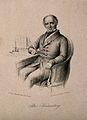 Peter Krukenberg. Lithograph by C. Mittag. Wellcome V0003276.jpg