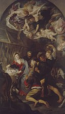 Peter Paul Rubens - Anbetung der Hirten - 303 - Bavarian State Painting Collections.jpg