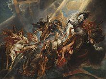 Der Sturz des Phaeton, 1604–1608 (Quelle: Wikimedia)