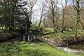 Petit déversoir sur l'Yvette à Gif-sur-Yvette le 1er avril 2015 - 1.jpg