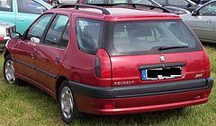 Peugeot 306 Wikipedia Wolna Encyklopedia