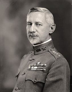 Peyton C. March 9th Chief of Staff of the United States Army (1918-1921)