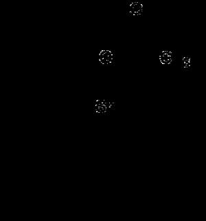 Fentin acetate - Image: Ph 3Sn O Ac