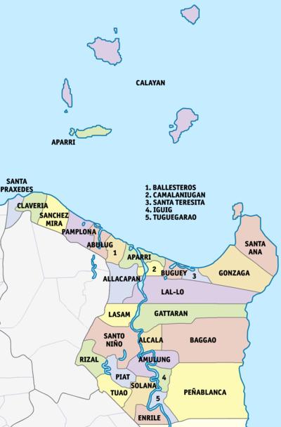 wiki santa cagayan