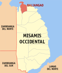 Ph locator misamis occidental baliangao.png