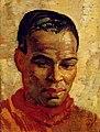 Philpot, Glyn Warren; Portrait of a Man; Towneley Hall Art Gallery & Museum.jpg