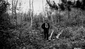 Photograph of Forest Ranger Ferris Green at Aspen Sale on Lakewood District - NARA - 2129620.tif