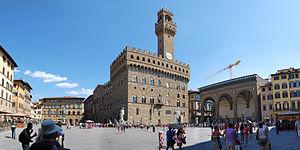 Piazza della Signoria - Image: Piazza Signoria Firenze