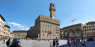 Historic Centre of Florence quarter in Borough 1 - Historical Center of Florence