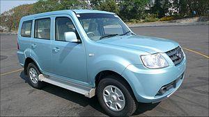 Tata Sumo - Tata Sumo Grande (India)