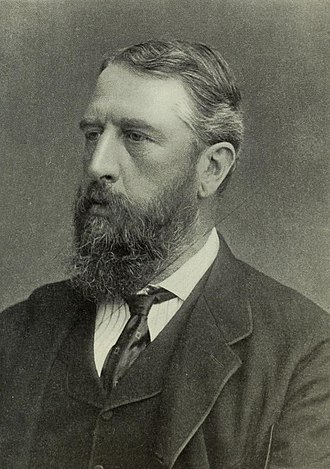United Kingdom general election, 1880 - Image: Picture of Spencer Cavendish, 8th Duke of Devonshire