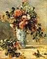 Pierre Auguste Renoir - Roses and Jasmine in a Delft Vase (15740534374).jpg