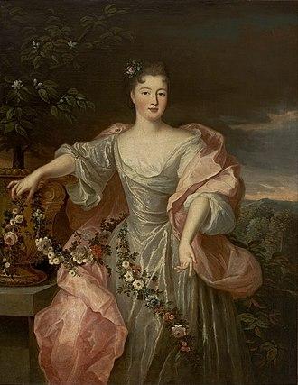 Charlotte Aglaé d'Orléans - Charlotte Aglaé again by Gobert