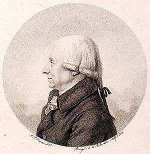 Pierre Laujon - Image: Pierre Laujon 1806