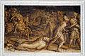Pietro Candido e altri, monocromi della cappella dei pittori 02.JPG