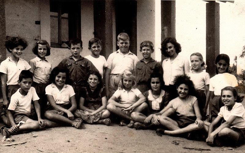 בית ספר ניר - מחזור ראשון