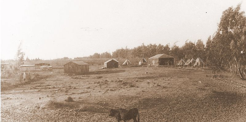 קבוץ סעד - ההתחלה 1947