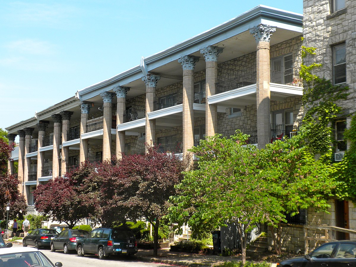 Pinehurst Apartments Wikipedia