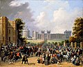 Pingret - Arrival of King Louis-Philippe at Windsor Castle.jpg