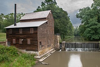 Pine Creek Gristmill United States historic place