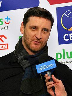 Piotr Gruszka former Polish volleyball player, coach