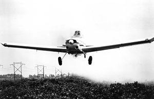 Piper PA-36 Pawnee Brave - Image: Piper PA 36 Pawnee Brave