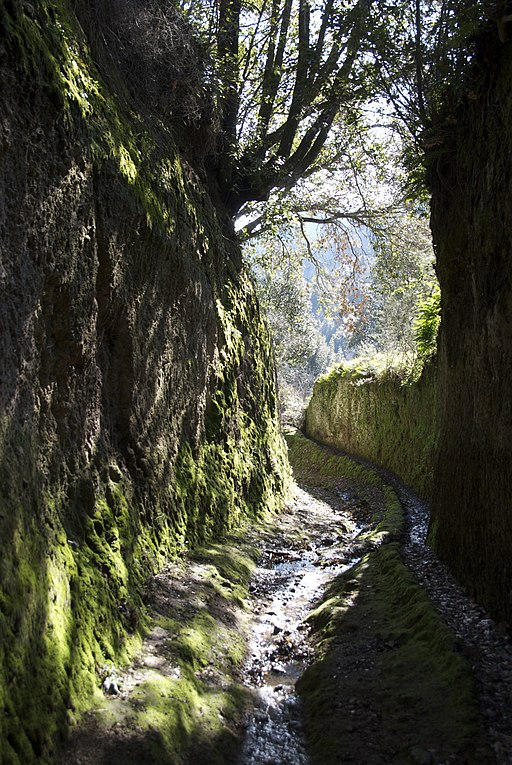 Vie Cave San Giuseppe, Pitigliano
