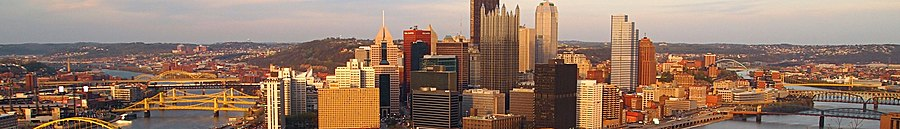 Pittsburgh page banner