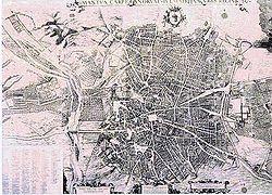 PROPUESTAS DE RULADA DE LA COMUNIDAD DE MADRID - DOMINGO 8 DE MARZO 250px-Plano_Teixeira_1656
