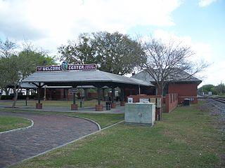 Plant City Union Depot United States historic place