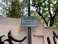 Plaque Impasse Rochebrune - Rosny-sous-Bois (FR93) - 2021-04-16 - 3.jpg