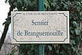 Plaque sentier Branguemouille St Cyr Menthon 4.jpg