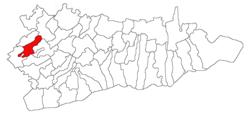 Vị trí của Plataresti